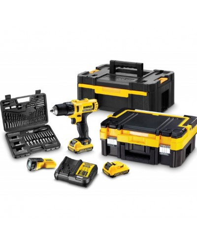 Set orodja Dewalt DCK710D2FT