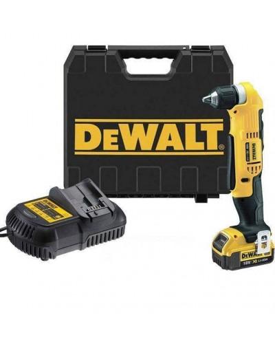 Akumulatorski kotni vrtalnik Dewalt DCD720C1