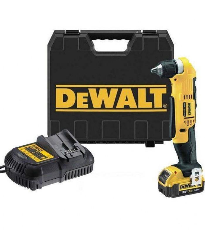 Akumulatorski kotni vrtalnik Dewalt DCD740C1