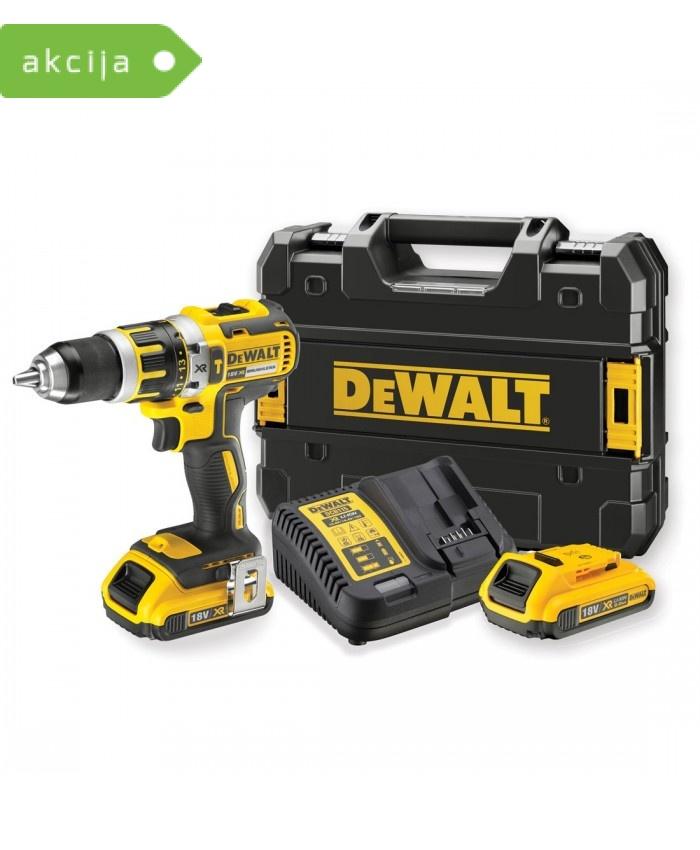 Akumulatorski udarni vrtalnik Dewalt DCD795D2