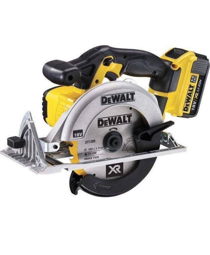 Krožna akumulatorska žaga Dewalt DCS391M2