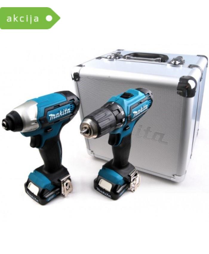 2-delni set orodja Makita CLX224X