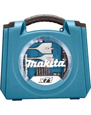 Vijačni nastavki in svedri Makita D-47145-6