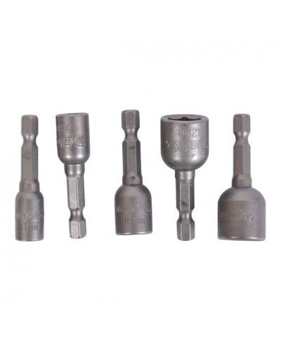 5-delni set nasadnih magnetnih ključev Makita B-39154
