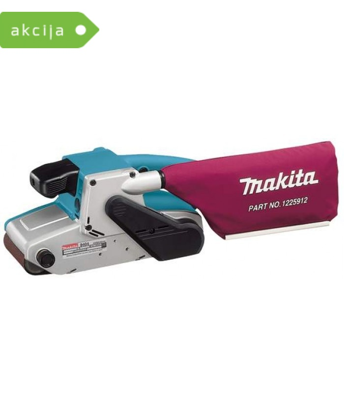 Tračni brusilnik Makita 9404