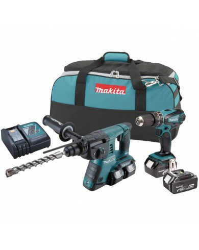 Set orodja MAKITA DLX2069M