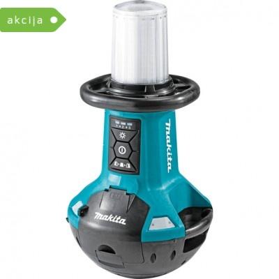 Akumulatorska prostorska svetilka Makita DEADML810