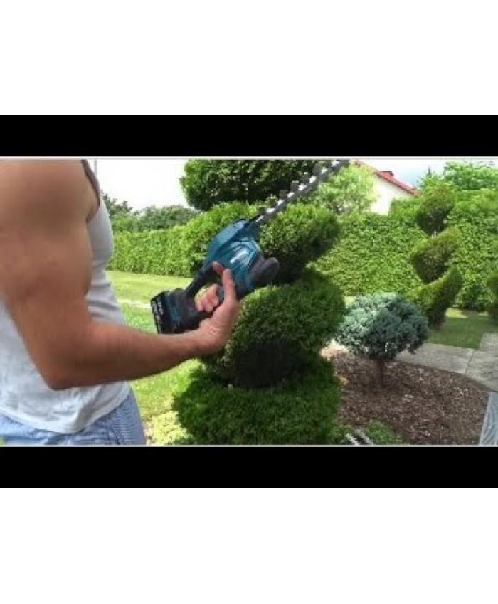 Akumulatorske škarje za travo Makita DUM604ZX