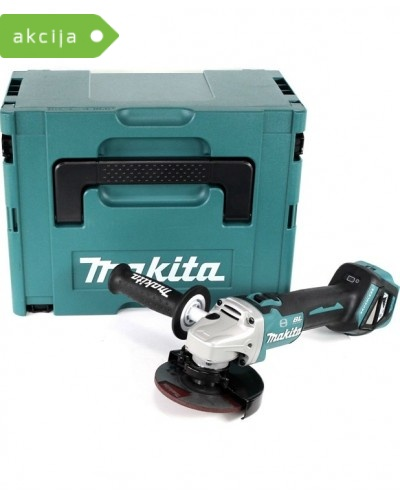 Akumulatorski kotni brusilnik Makita DGA513ZJ