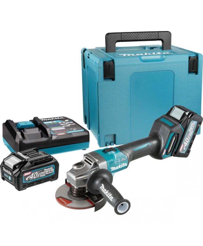 Akumulatorski kotni brusilnik Makita GA005GM201