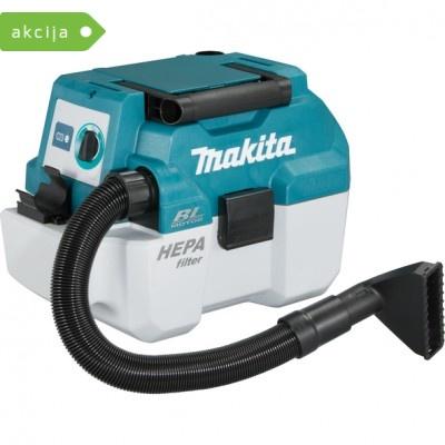 Akumulatorski sesalnik puhalnik Makita DVC750LZ