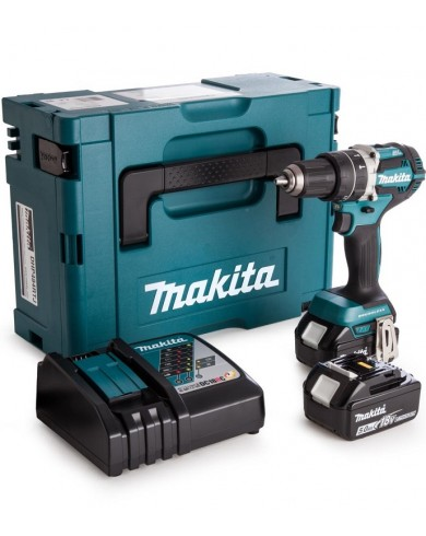 Akumulatorski udarni vrtalnik Makita DHP484RTJ