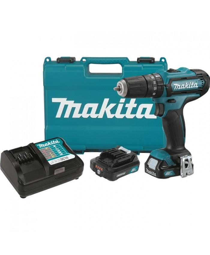 Akumulatorski udarni vrtalnik Makita HP331DSYE