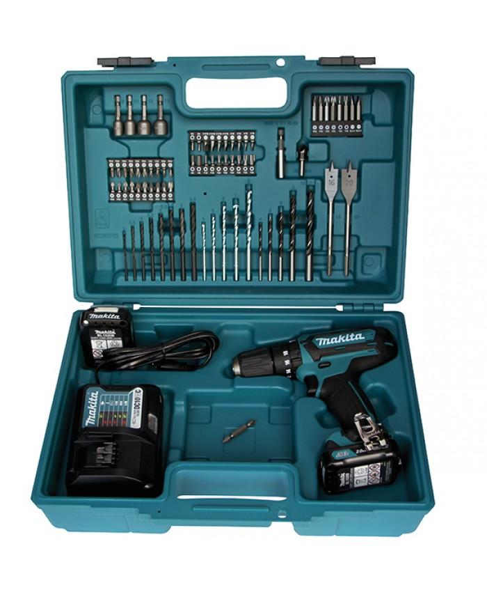 Akumulatorski udarni vrtalnik Makita HP331DWAX1