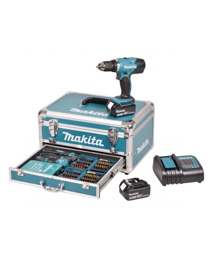 Akumulatorski vrtalnik Makita DDF453SFX3