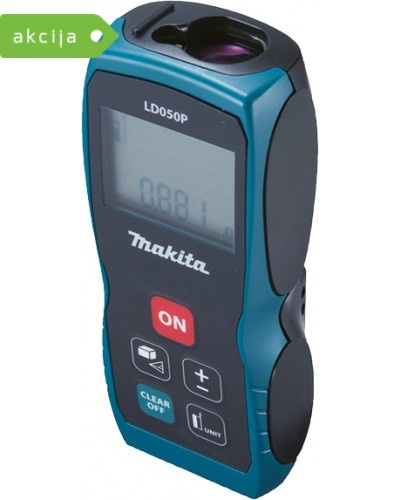 Laserski merilnik Makita LD050P
