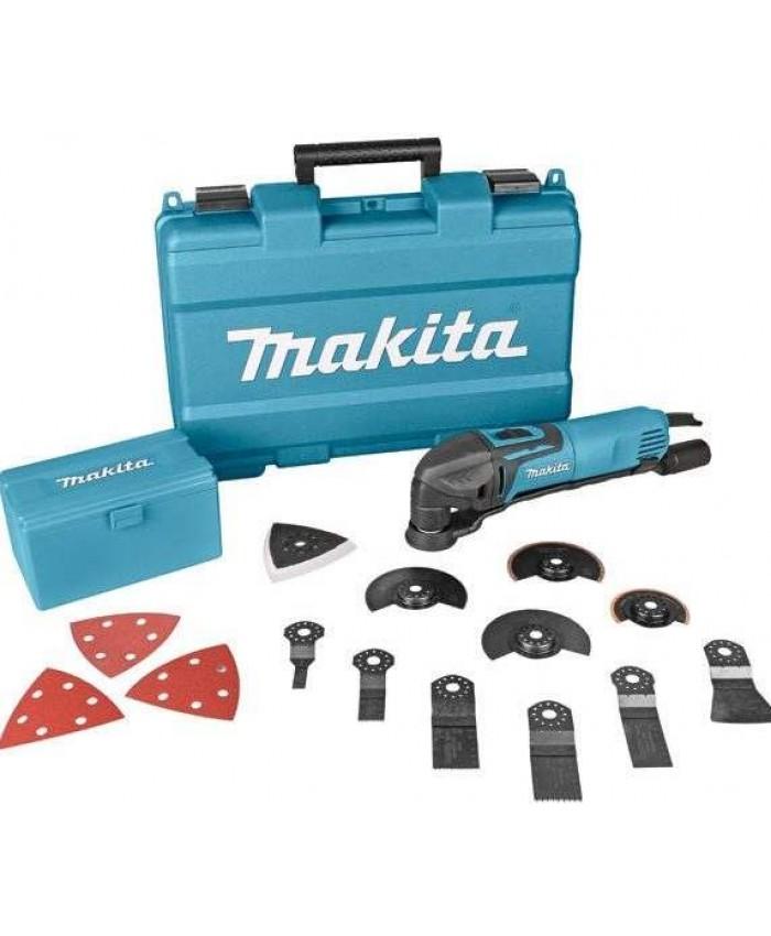 Multifunkcijsko orodje Makita TM3000CX3