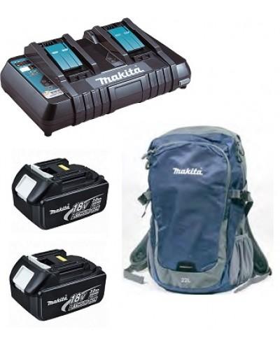Set akumulatorjev Makita BL18-PF2