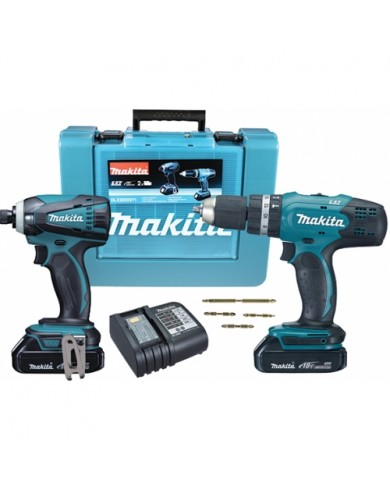 Set orodja Makita DLX2020SY1