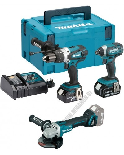 Set orodja Makita DLX2145M