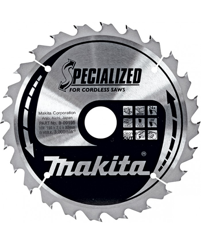 Žagin list Makita B-64185