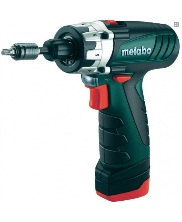 Akumulatorski vrtalnik Metabo PowerMaxx BS Basic