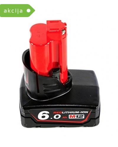 Akumulator 6.0 Ah Milwaukee M12 B6