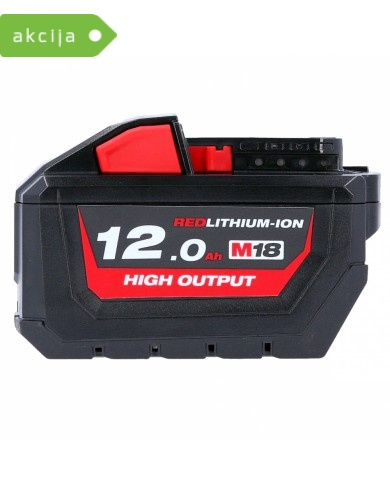 Akumulator 12.0 Ah Milwaukee M18 HB12