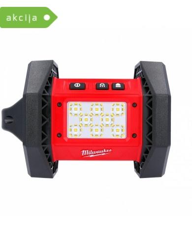 Akumulatorska prostorska LED svetilka Milwaukee M18 AL/0