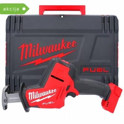 Akumulatorska sabljasta žaga Milwaukee M18 FHZ-0X