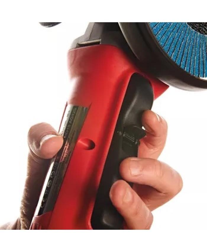Akumulatorski kotni brusilnik Milwaukee HD18 AG115-0