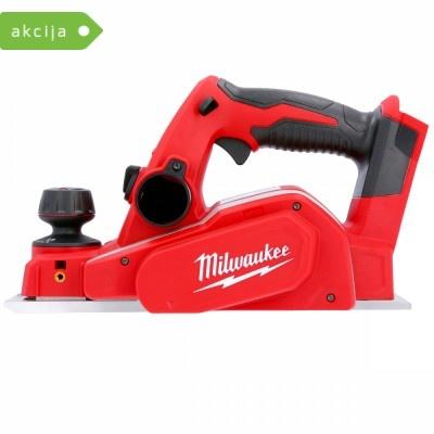 Akumulatorski skobeljnik Milwaukee M18 BP-0