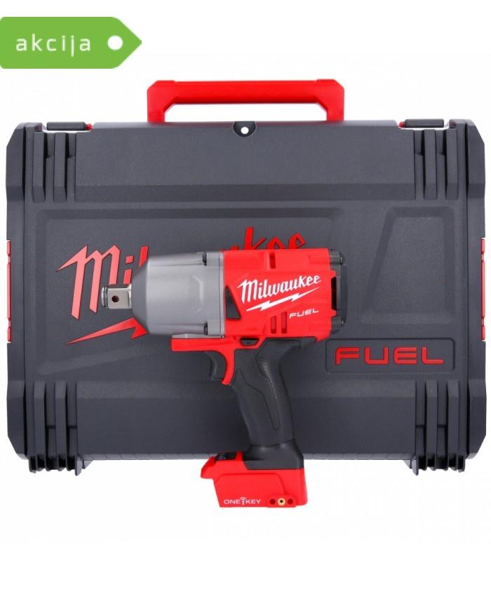 Akumulatorski udarni vijačnik Milwaukee M18 ONEFHIWF34-0X