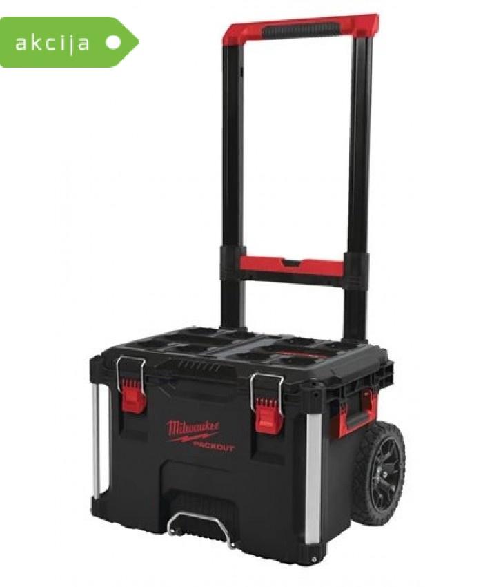 Voziček za kovčke Milwaukee Packout 1