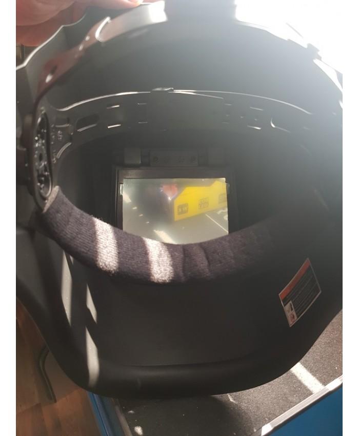 Maska za varjenje preklopna Popar