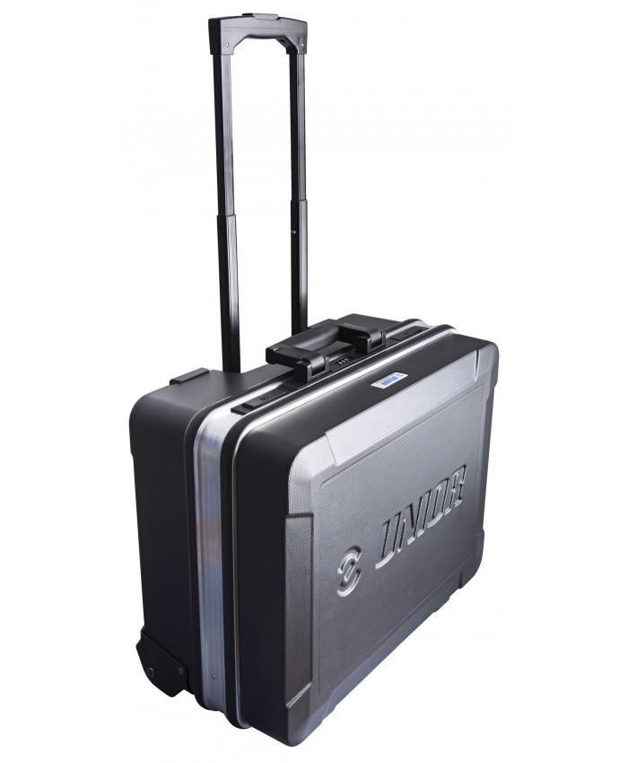 Kovček za orodje na kolesih Unior 969L