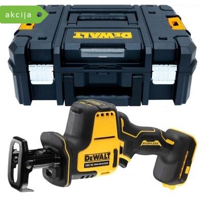 Akumulatorska sabljasta žaga Dewalt DCS369NT