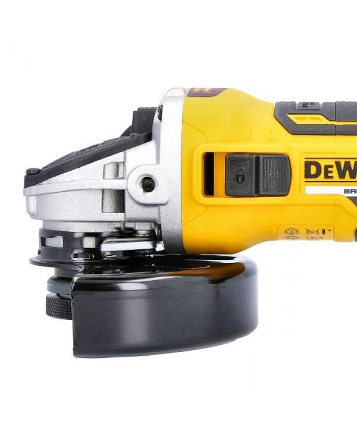 Akumulatorski kotni brusilnik Dewalt DCG405N