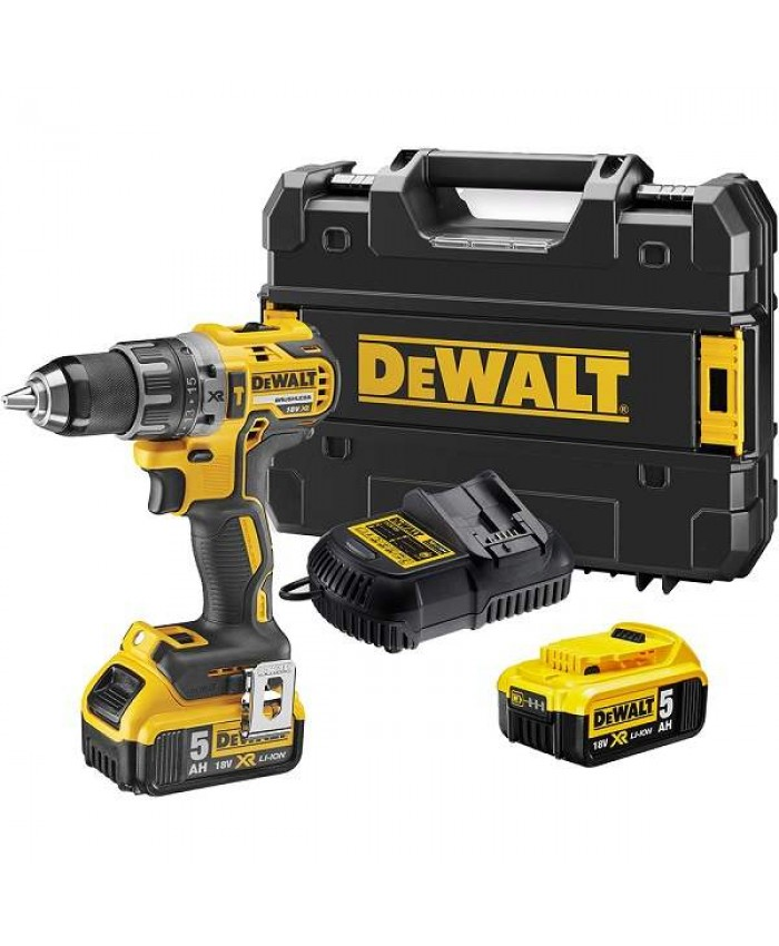 Akumulatorski udarni vrtalnik Dewalt DCD796P2