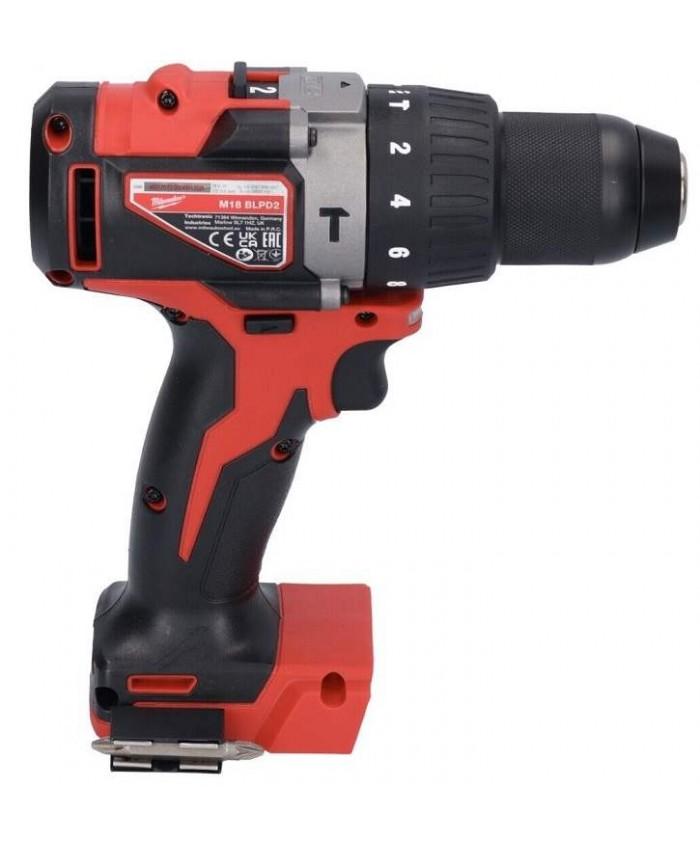 Akumulatorski udarni vrtalnik Milwaukee M18 BLPD2-0X