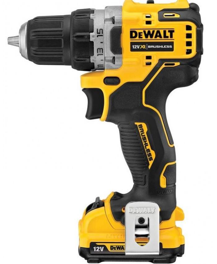 Akumulatorski vrtalnik Dewalt DCD701D2