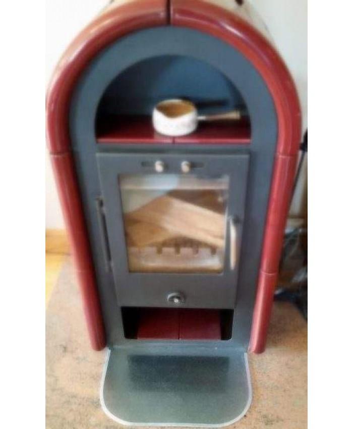 Zaščitna plošča za kamin / peč