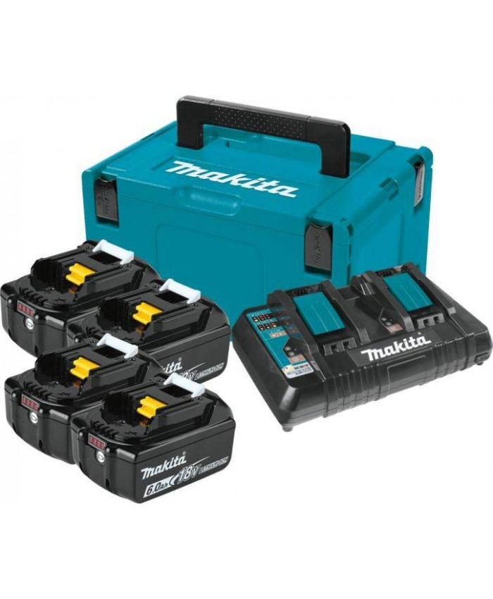 Set akumulatorjev 6.0 Ah Makita 198091-4