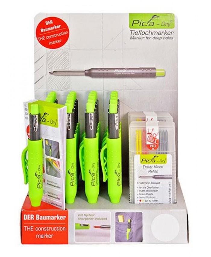 Set označevalnih svinčnikov Pica 3020