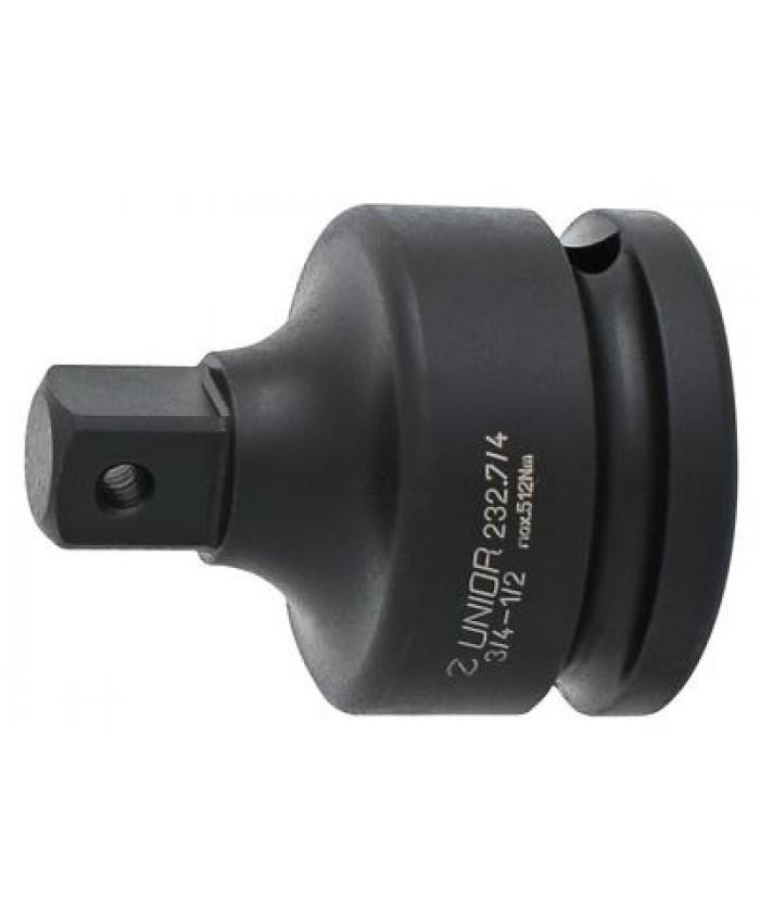 """Adapter impact 3/4"""" Unior 232.7/4"""