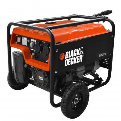 Generator Black & Decker BD3000