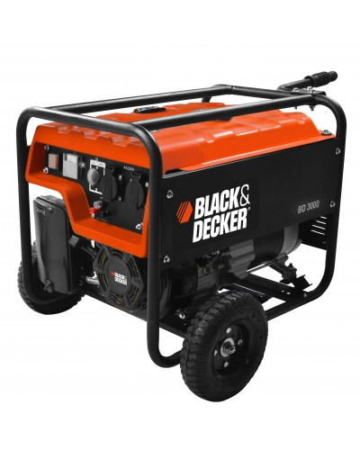 Generator Black & Decker BD3000