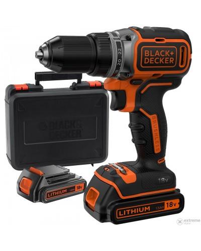 Akumulatorski vrtalnik Black & Decker BL186KB