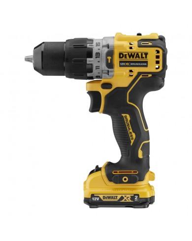 Akumulatorski udarni vrtalnik Dewalt DCD706D2