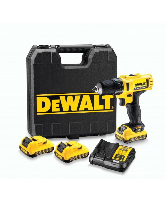 Akumulatorski vrtalnik Dewalt DCD710D3